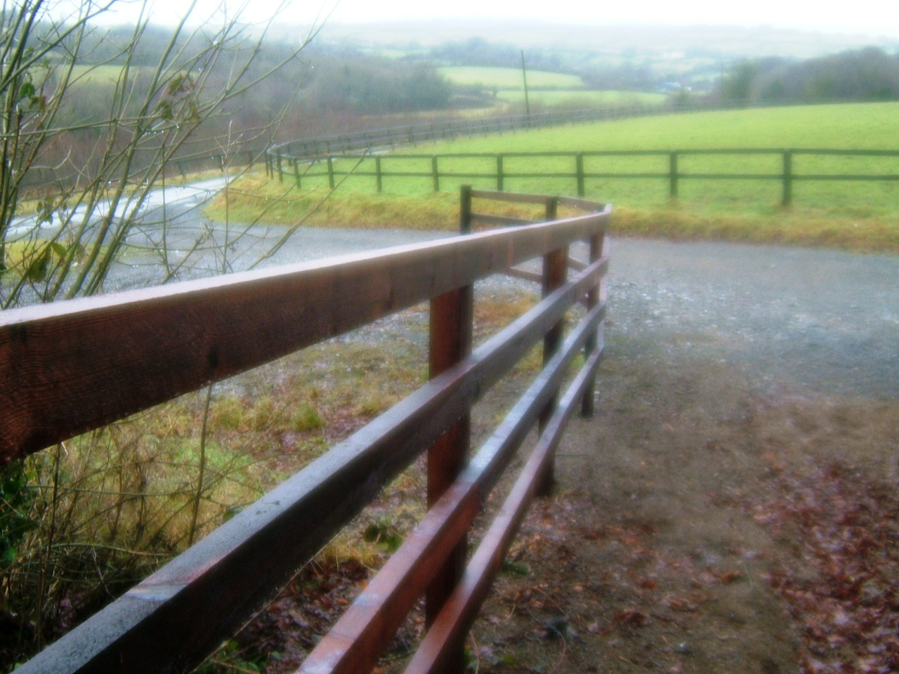 Post and Rail Fencing    Supply And Erect